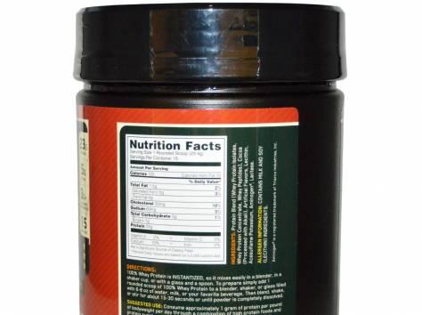 Сывороточный протеин Optimum Nutrion, фотография 2