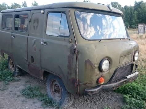 УАЗ 469, фотография 4