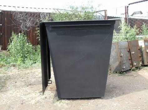 Продам мусорные контейнеры и изготовим на заказ, фотография 2