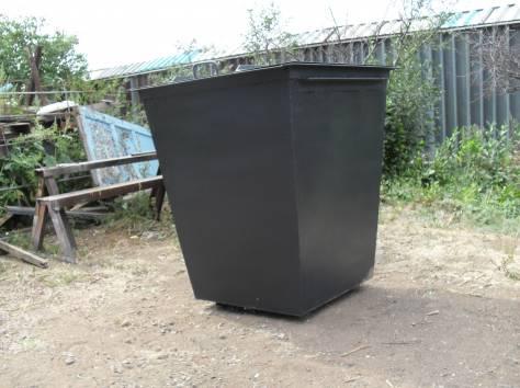 Продам мусорные контейнеры и изготовим на заказ, фотография 3