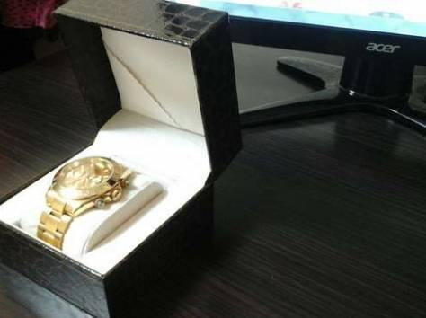 Продам позолоченные часы Rolex Daytona, фотография 3