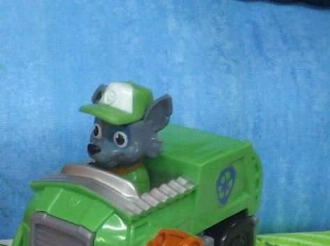 Герои щенячий патруль в машинке 46390, фотография 1
