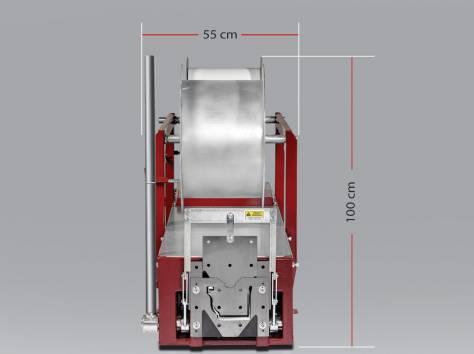 Турецкое оборудование для производства водосточных желобов, фотография 2