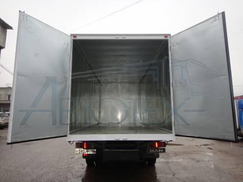 Изотермический фургон. Установка изготовление., фотография 2