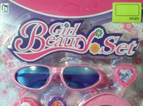 Набор красоты аксессуаров для модных девочек 46409, фотография 1