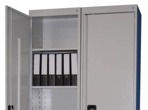 Шкафы металлические для раздевалок и спортзалов, фотография 1