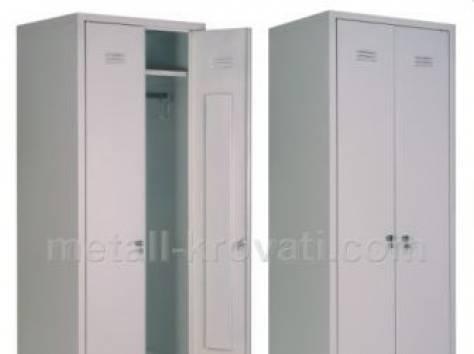 Шкафы металлические для раздевалок и спортзалов, фотография 3
