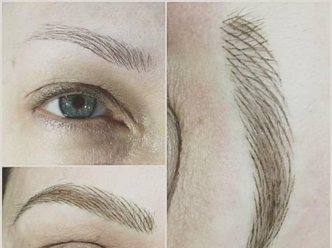 Элитный перманентный макияж (Брови,глаза,губы), фотография 3