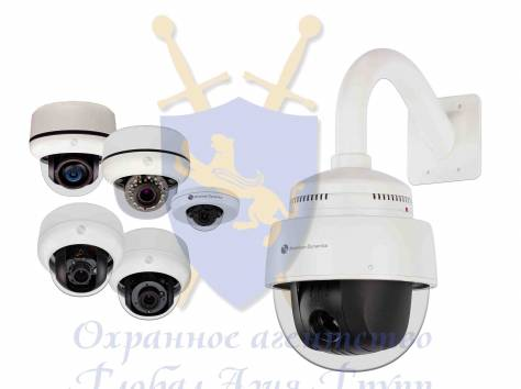 видеонаблюдение домофоны охранная сигнализация установка наладка монтаж