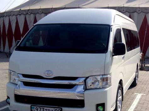 Услуги микроавтобусов пассажирские перевозки, фотография 1
