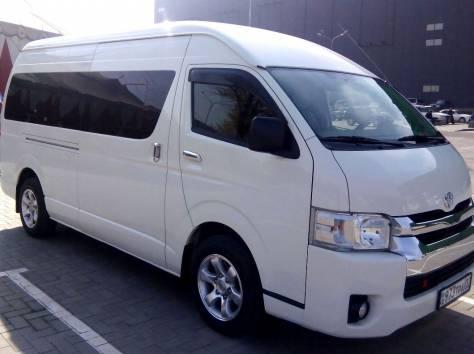 Услуги микроавтобусов пассажирские перевозки, фотография 2