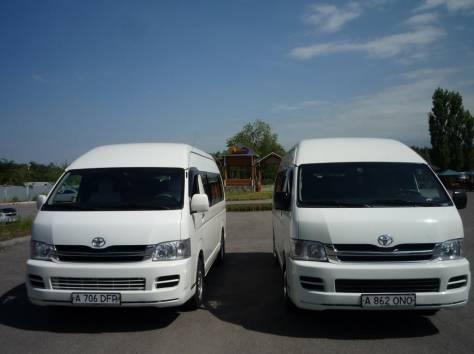 Услуги микроавтобусов пассажирские перевозки, фотография 3