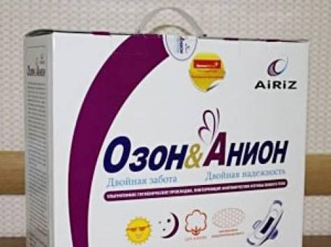 Гигиенические прокладки Озон Анион, фотография 1