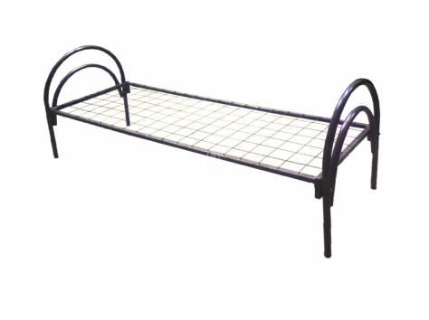 Армейские металлические кровати, кровати для рабочих, кровати для строителей, кровати для детских лагерей, низкая цена., фотография 2