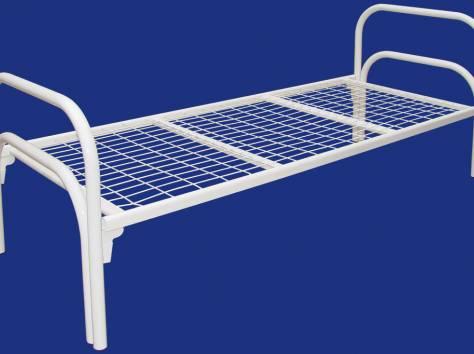 Армейские металлические кровати, кровати для рабочих, кровати для строителей, кровати для детских лагерей, низкая цена., фотография 5