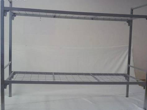 Армейские металлические кровати, кровати для рабочих, кровати для строителей, кровати для детских лагерей, низкая цена., фотография 8