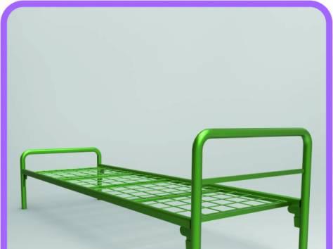 Армейские металлические кровати, кровати для рабочих, кровати для строителей, кровати для детских лагерей, низкая цена., фотография 10