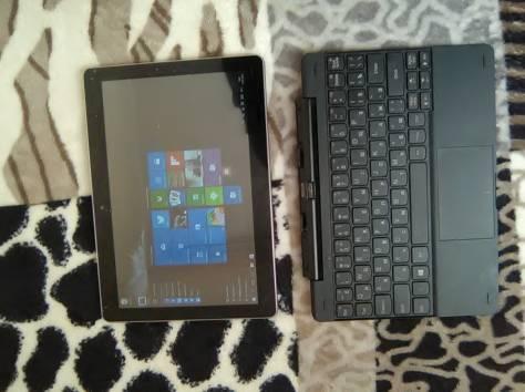 Трансформер планшет и ноутбук, фотография 1