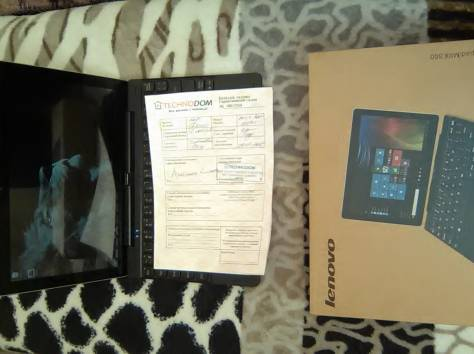 Трансформер планшет и ноутбук, фотография 3