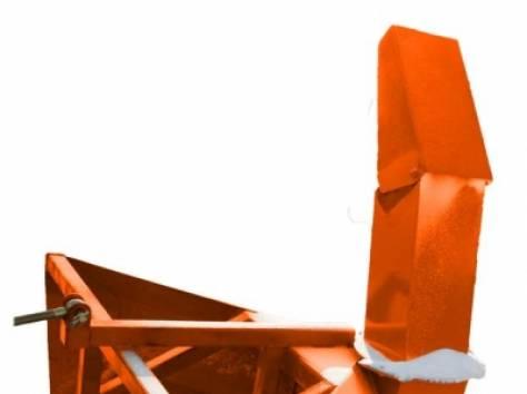 Снегоочиститель (снегоотбрасыватель) роторный для минитрактора Уралец Н14  , фотография 1