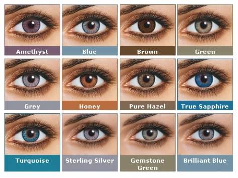 Цветные контактные линзы FreshLook. Доставка БЕСПЛАТНО!, фотография 6