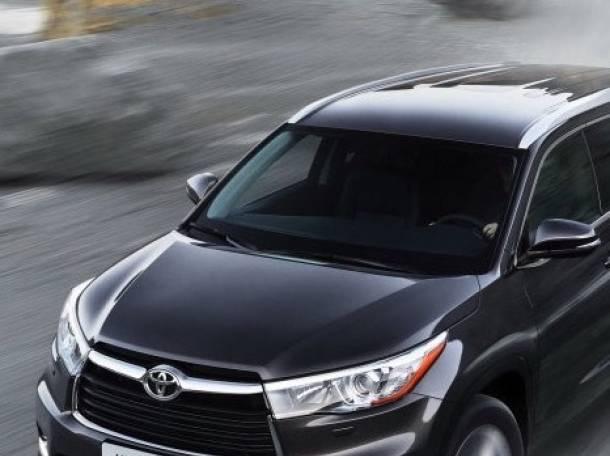 Продам Toyota Хайлендер 2014, фотография 1