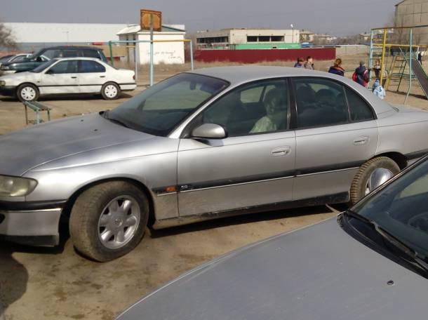 Opel amega, фотография 3