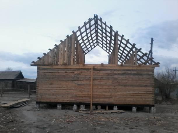 продам недостроенный  дом, фотография 1