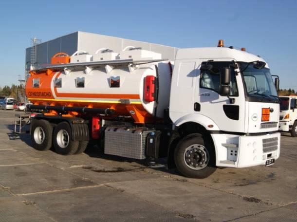 Автоцистерну на шасси FORD Cargo 2532HRS производства Турция, фотография 1