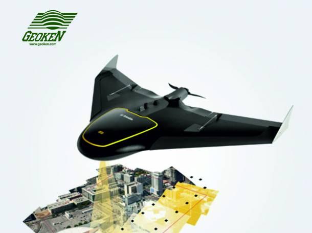 Аэрофотосъемка с помощью беспилотного летательного аппарата (БПЛА), фотография 2