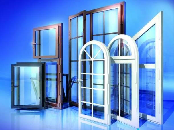 Металлопластиковые окна,двери,витражи любой сложности и цвета, фотография 2