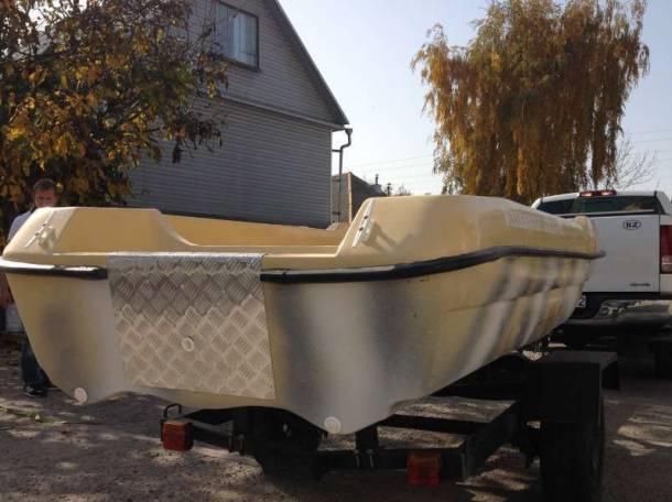 Лодка Nissamaran Laker 410, фотография 2