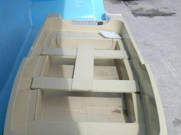 Лодка Nissamaran Laker 410, фотография 5