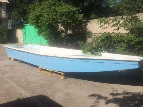 Лодка Wolf Craft 600, фотография 1