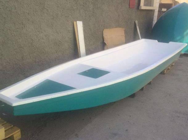 Лодка Wolf Craft 600, фотография 4