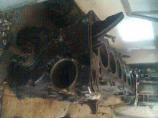 Блок двигателя, фотография 1