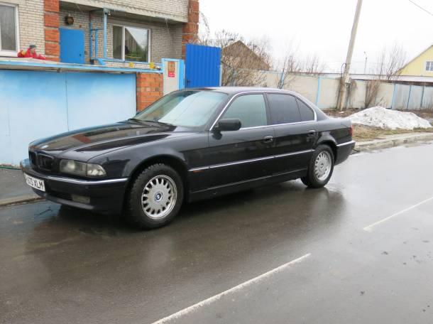 Продажа БМВ 728 черного цвета, фотография 2
