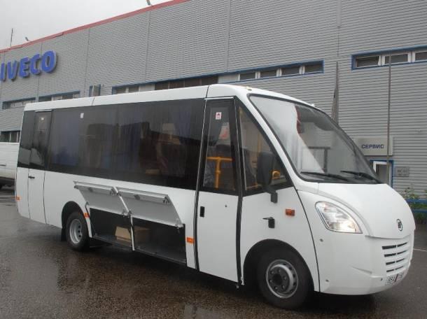 Туристические автобусы, фотография 5