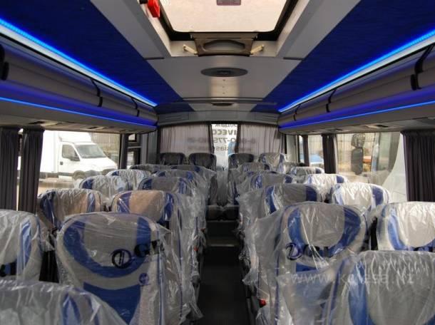 Туристические автобусы, фотография 6