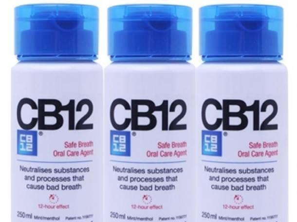 Ополаскиватель полости рта CB12, фотография 1