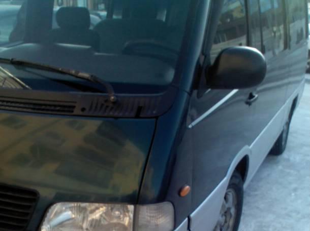 продам микроавтобус санг ионг истана, фотография 3