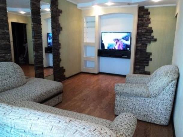 Продам трехкомнатную квартиру, Карбышева, 25, фотография 1