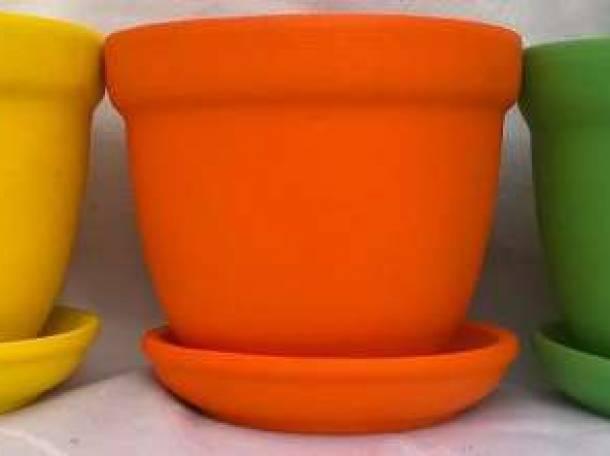 Керамические горшки для цветов!, фотография 1