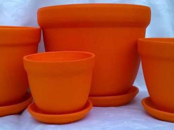 Керамические горшки для цветов!, фотография 4
