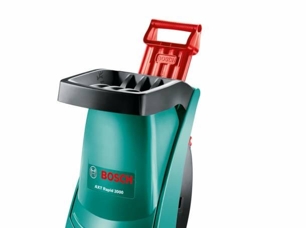 Измельчитель веток Bosch AXT Rapid 2000 Электрический, фотография 1