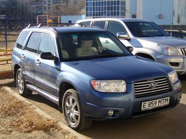 Subaru Forester, фотография 2