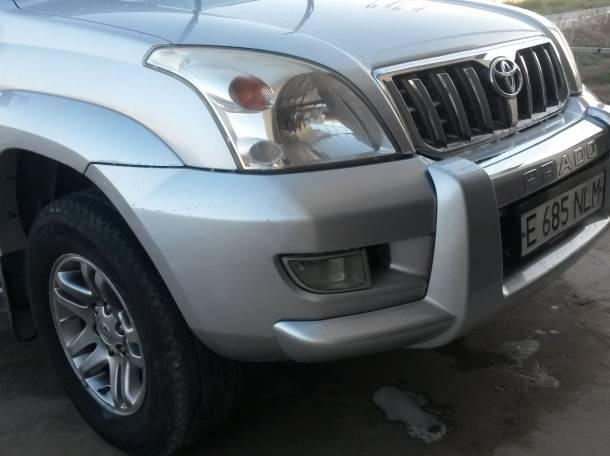 Toyota-Prado, фотография 1