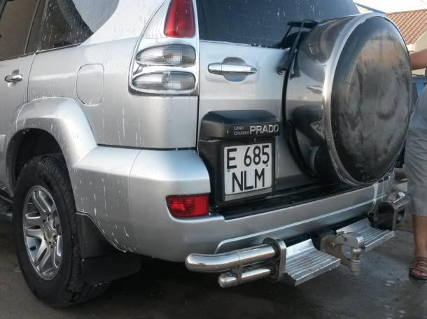 Toyota-Prado, фотография 4