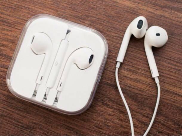 Успей купить Наушники EarPods со скидкой 25%!, фотография 1