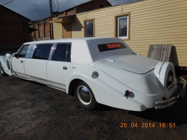 Продажа ретро лимузина Экскалибур фантом, фотография 8